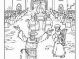 Ark Of the Covenant Coloring Page 14 Best Uzzah touches the Ark Images