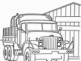 Army Truck Coloring Page Free Truck for Kids Download Free Clip Art Free