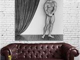 Arnold Schwarzenegger Wall Mural Amazon 62 Poster Canvas Arnold Schwarzenegger 24×24 Inch