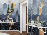 Art Deco Wall Mural 25 Trendy Designs with Geometric Details for A Modern Home