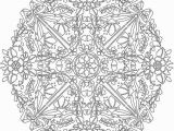Art Nouveau Coloring Pages Wel E to Dover Publications Ch Art Nouveau Mandalas
