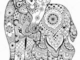 Asian Elephant Coloring Page Elephant Coloring Pages Unique Elephant Coloring Pages New asian