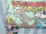 Atlanta Wall Murals 201 Best atlanta Artist How to Price A Mural Images