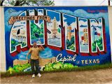 Austin Mural Wall Location Greetings From Austin Mural Aktuelle 2020 Lohnt Es Sich