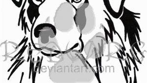 Australian Shepherd Coloring Page Bildergebnis Für Australian Shepherd Tattoo