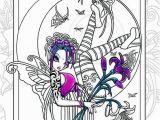 Australian Shepherd Coloring Page Set 8 Gedruckte Malvorlagen Große Augen Fairy Engel Kunst Lose Blatt Malbuch 15 Seiten Kostenlose Versand Linie Arbeit