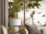 Australian Wall Murals Ananb´ Le Jardin Au Papillon Papier Peint Panoramique Gorgeous