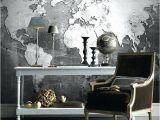 Australian Wall Murals World Map Wallpaper Mural Customized Size High Quality World Map