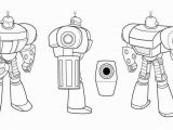 Autobot Coloring Pages Transformers Rescue Bots Morbot Coloring Page