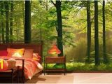 Autumn forest Wall Mural Pin by Vai Dote On for Home