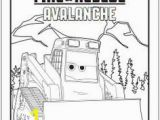 Avalanche Coloring Pages 12 Best Disney Images On Pinterest