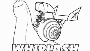 Avalanche Coloring Pages Turbo Fast Whiplash Coloring Page