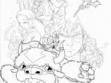 Avatar the Last Airbender Coloring Pages the Last Airbender Lineart by Marcelperez