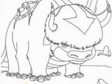 Avatar the Last Airbender Coloring Pages toph Avatar the Last Airbender Coloring Picture