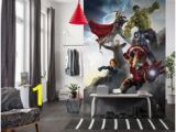 Avengers Full Size Wall Mural 17 Best Komar Marvel Ic фотообои Images