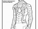 Avengers Infinity War Spiderman Coloring Pages How to Draw Iron Spider Avengers Infinity War Drawing