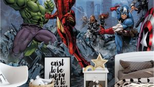 Avengers Wall Mural Uk Pin On Murs