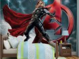 Avengers Wall Mural Wallpaper Mauk Wall Marvel Avenger Wallpaper