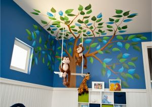 Baby Boy Nursery Wall Murals Best Disney Baby Room Ideas Design Ideas & Decors