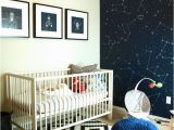 Baby Boy Nursery Wall Murals Kaiven S Space Nursery Modern Nursery Ideas Pinterest
