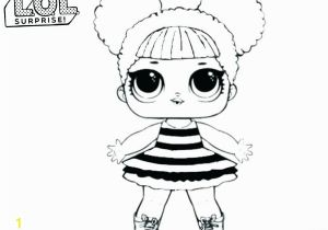 Baby Cat Lol Doll Coloring Page Printable Coloring Pages Dolls