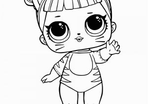 Baby Cat Lol Doll Coloring Page Treasure From Lol Surprise Doll Coloring Pages Free