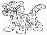 Baby Cheetah Coloring Pages Free Cute Baby Cheetah Coloring Pages Download Free Clip