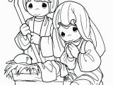 Baby Jesus In the Manger Coloring Page Baby Jesus In A Manger Coloring Pages at Getdrawings