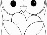Baby Owl Coloring Page Print Full Size Image Printable Animal Owl Coloring Sheets