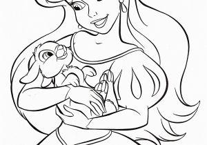 Baby Princess Jasmine Coloring Pages Walt Disney Coloring Pages Princess Ariel Walt Disney