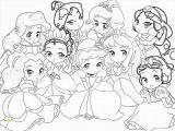 Baby Princess Tiana Coloring Pages Cute Disney Coloring Pages to and Print for Free