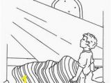 Baby Samuel Coloring Page Cheers Sunday School Bible Story Picture Samuel
