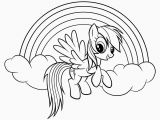 Baby toothless Coloring Pages Little Pony Rainbow Dash Coloring