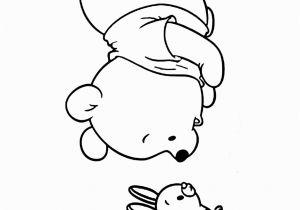 Baby Winnie the Pooh and Tigger Coloring Pages Baby Tigger Drawing at Getdrawings