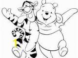 Baby Winnie the Pooh and Tigger Coloring Pages Yara S English 10