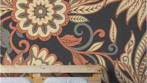 Back to the Wall Murals Go Back In Time with A Stylish Retro Wallpaper Mural