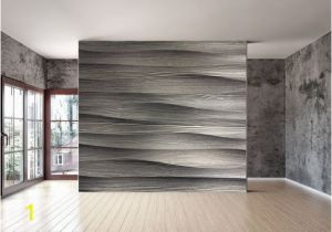 Back to the Wall Murals Wave Stone Wall Mural is A Repositionable Peel & Stick