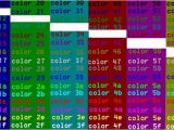 Background Color Codes for Web Pages Color foreground and Background Colours Windows Cmd Ss64