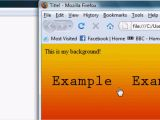 Background Color Codes for Web Pages HTML Tutorial 3 Adding & Backgrounds to Your HTML Website
