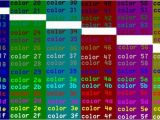 Background Color Of HTML Page Color foreground and Background Colours Windows Cmd Ss64