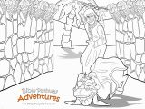 Balaam and His Donkey Coloring Page Balaam and His Donkey Coloring Page Sundayschoolist