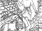 Balaam and His Donkey Coloring Page thesebemypics Balaam and His Donkey Coloring Page