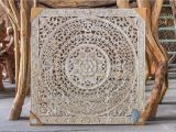 Bali Stone Wall Murals Bali or Thai Carved Wood Wall Art Panel by