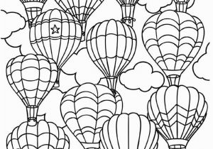 Ballon Coloring Page Balloon Coloring Pages Printable 16 Awesome Balloons Coloring Pages