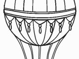 Ballon Coloring Page Hot Air Balloons to Color Hot Coloring Pages Eskayalitim