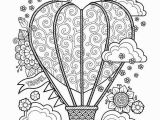 Balloons Coloring Pages to Print Balloon Coloring Pages Balloon Coloring Pages Inspirational Drawing