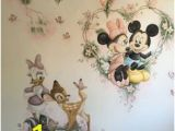 Bambi Wall Mural Uk 13 Best Minnie Mouse Bedroom Images In 2019