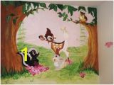 Bambi Wall Mural Uk 30 Best Murals for Girls Kids Decor Images