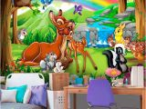Bambi Wall Mural Wall Murals for Kids Bedroom Muraldecal