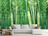 Bamboo forest Wall Mural Custom Wallpaper Bamboo forest Art Wall Painting Living Room Tv Background Mural Home Decor 3d Wallpaper for Wallpaper for